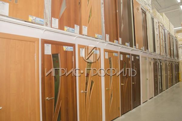 Стенд двери - от компании Иприс-Профиль