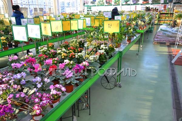 стол для цветов Иприс-Профиль