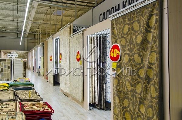 Стенды для ковров Иприс-Профиль