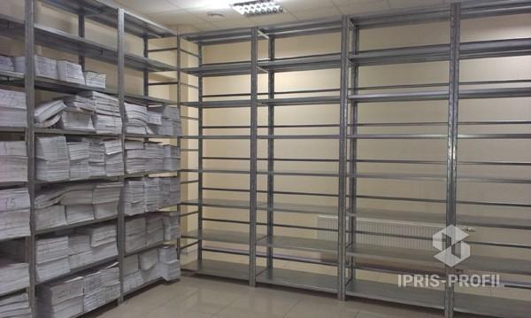 архивные стеллажи Иприс-Профиль
