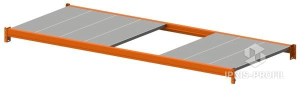 наборные-вложенные полки для стеллажей