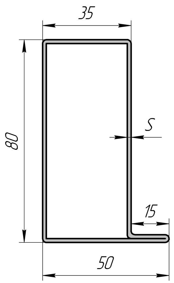 Профили PDS Сводный Лист (Ed)-3