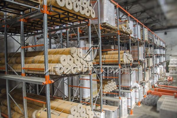 набивные стеллажи на склад