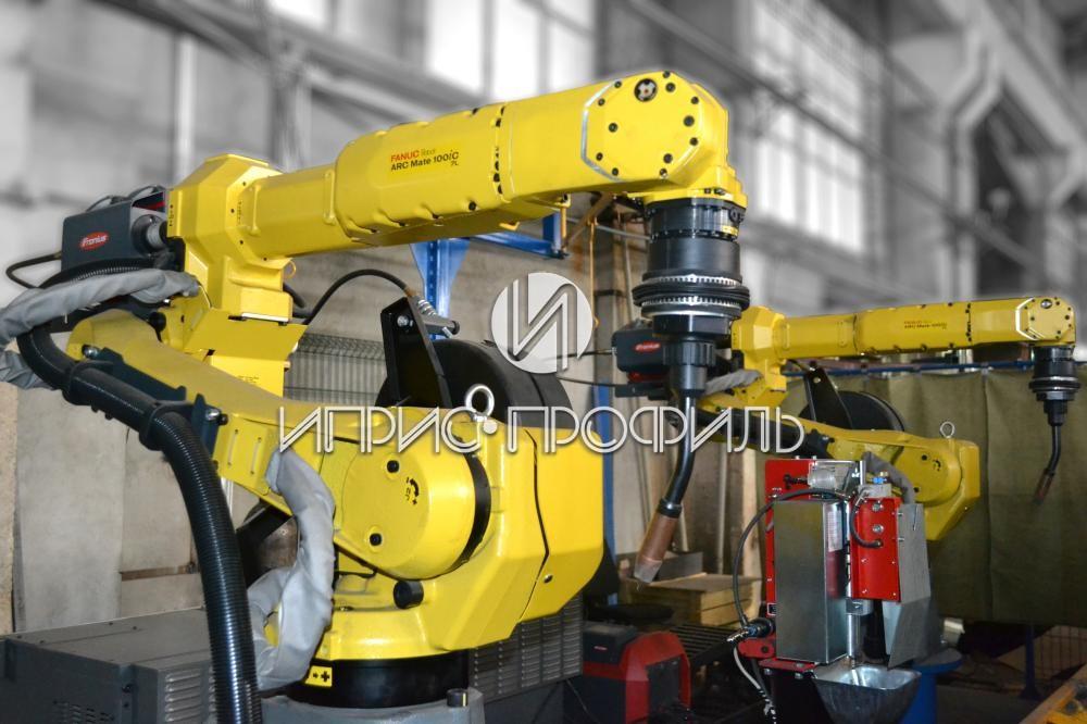 робот-FANUC компании Иприс-Профиль
