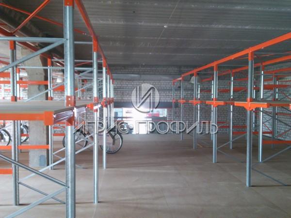 этажные стеллажи